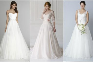 Lovely Bridal Gown For Ordinary Numbers