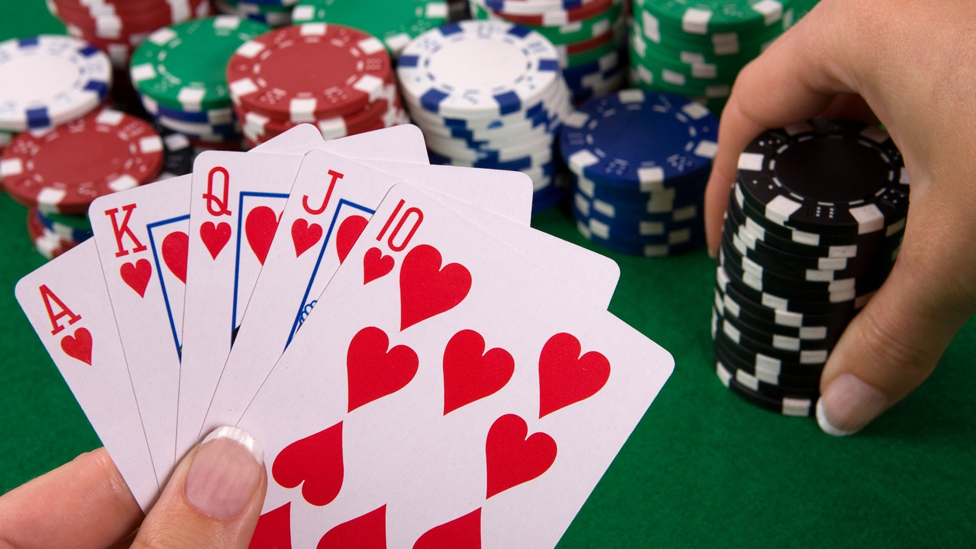 Problems Every Person Has With Online Gambling