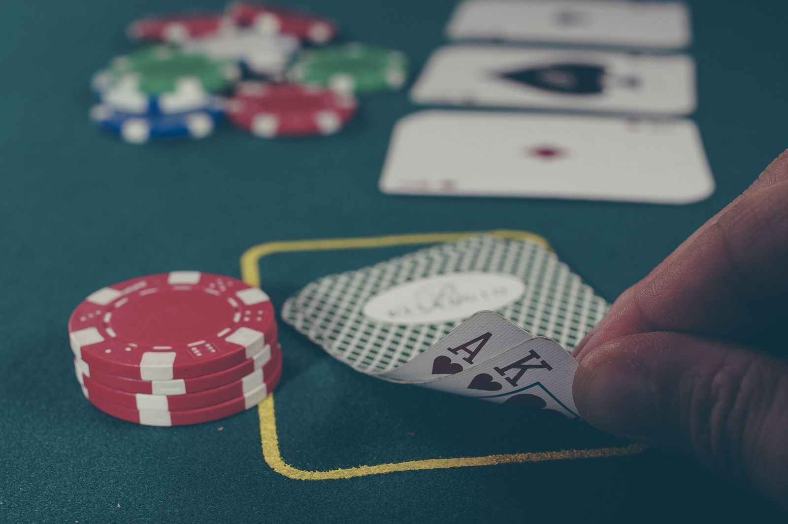Just How Casino Made Me A Much Better Salesman