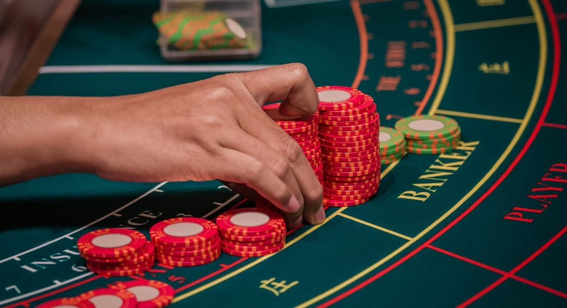 The Last Word Strategy To Online Gambling