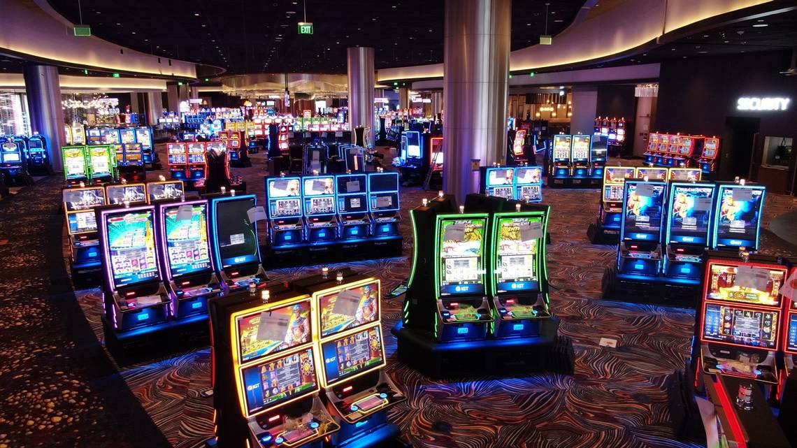 The Untold Story On Casino That You Will Need To Read Or Be Neglected