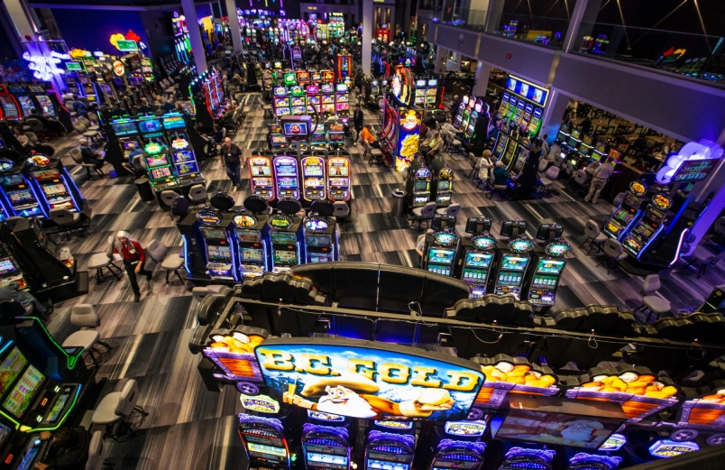 Online Casino Skills But By No Means Cease Improving